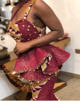 10 Stylish kente styles