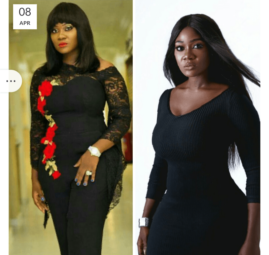 Mercy Johnson's weight and belly fat loss 2