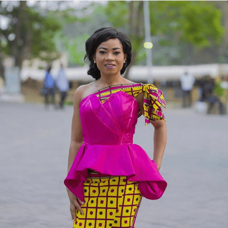 Latest Nigerian kaba styles
