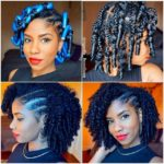 Easy diy natural hair styles
