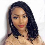 MOST BEAUTIFUL BLACK WOMEN HAIR BRAID STYLES