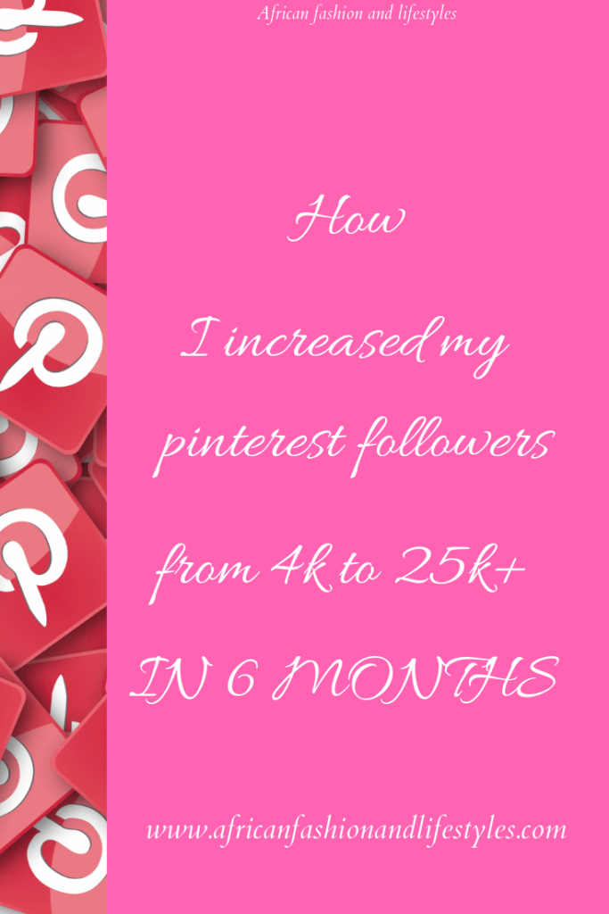 HOW TO GET MORE PINTEREST FOLLOWERS IN 2019