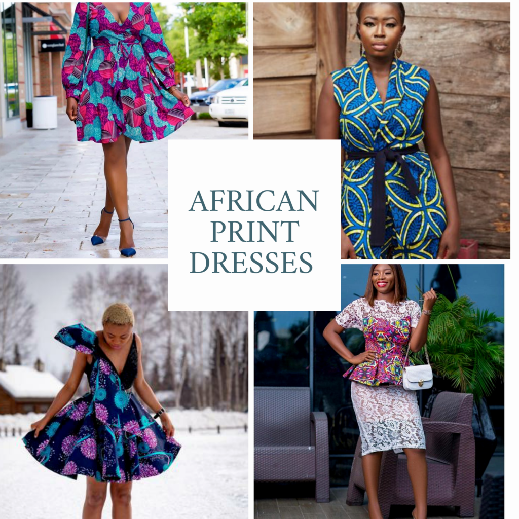 Latest Ankara Styles; 30+ Styles April 2019