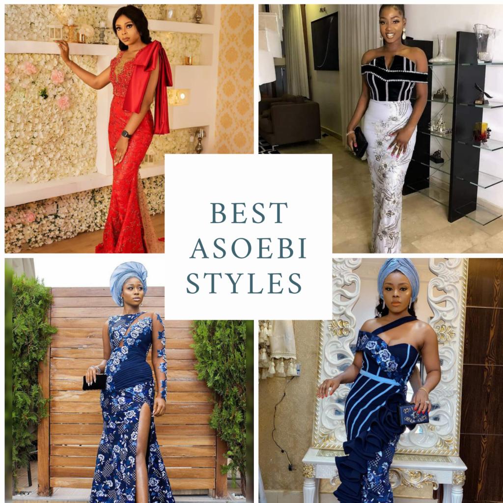 Best Asoebi styles