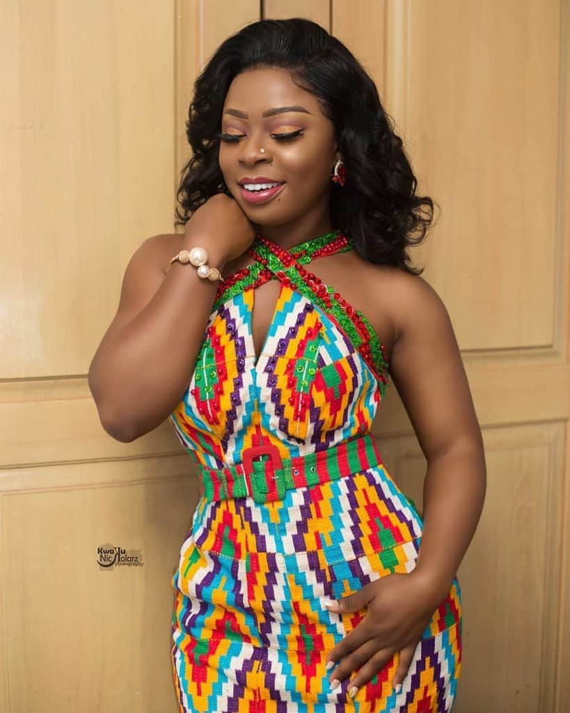 THE BEST AND STYLISH KENTE STYLES IN 2019 4