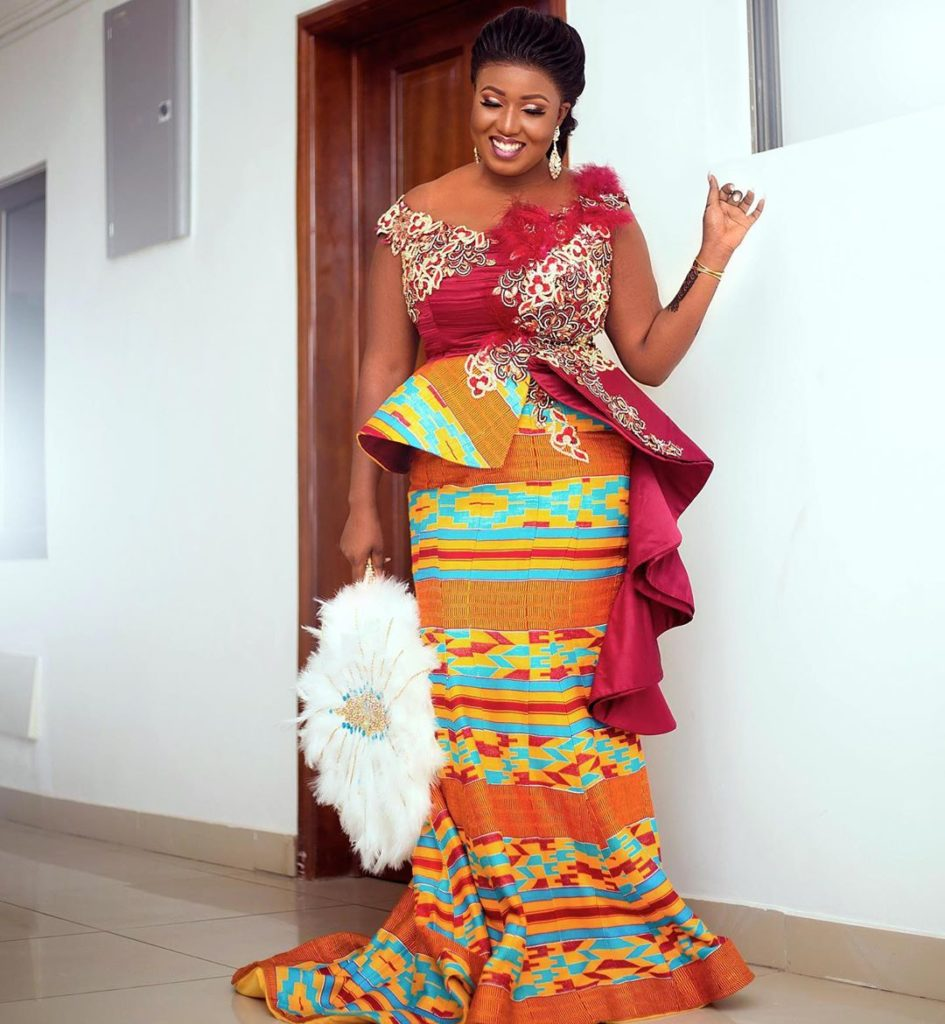 THE BEST AND STYLISH KENTE STYLES IN 2019 12