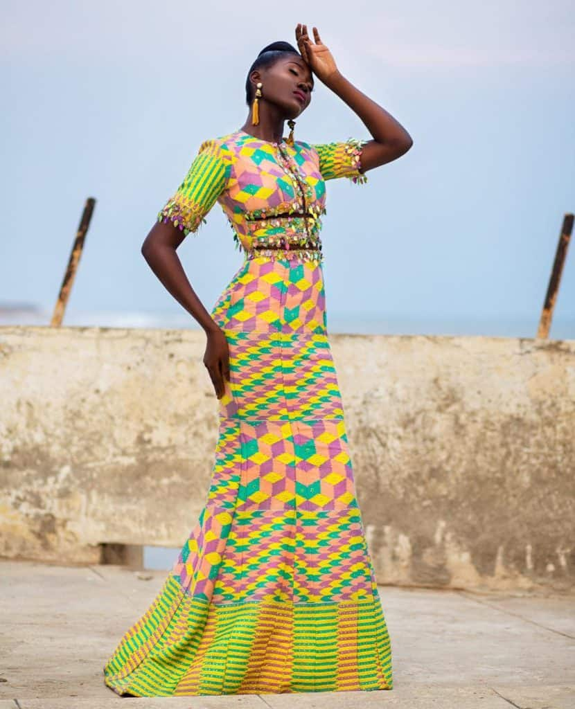 THE BEST AND STYLISH KENTE STYLES IN 2019 5