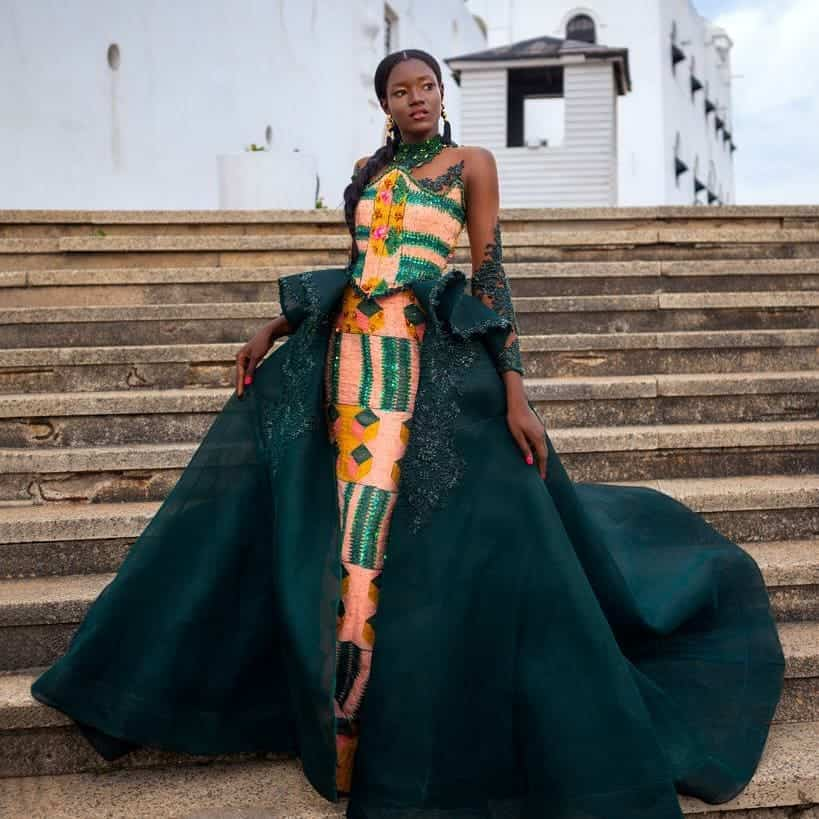 THE BEST AND STYLISH KENTE STYLES IN 2019 33