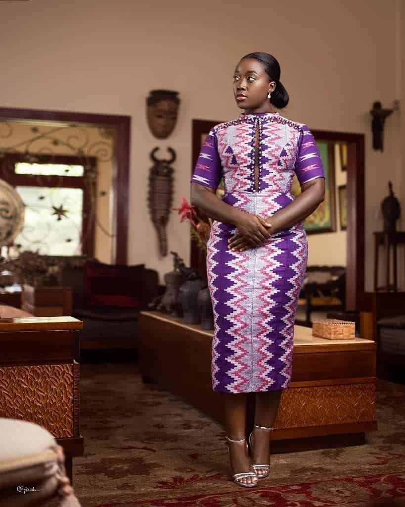 THE BEST AND STYLISH KENTE STYLES IN 2019 31