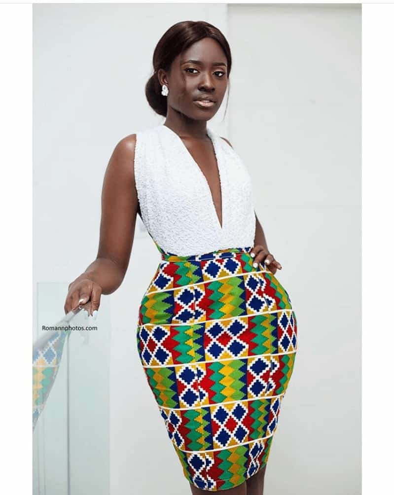 THE BEST AND STYLISH KENTE STYLES IN 2019 23