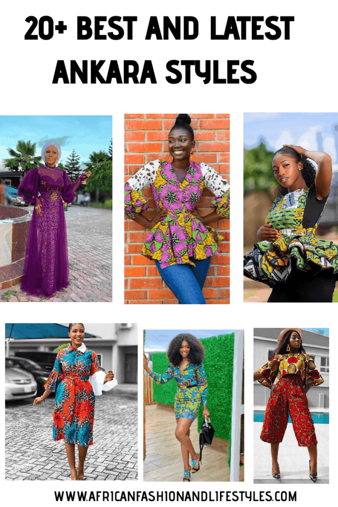 20 BEST AND LATEST ANKARA STYLES [2019]