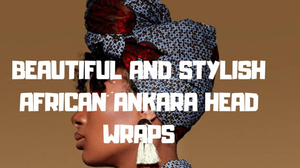 African print headwraps