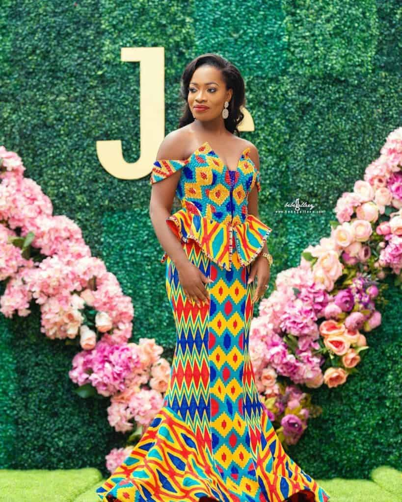 THE BEST AND STYLISH KENTE STYLES IN 2019 24