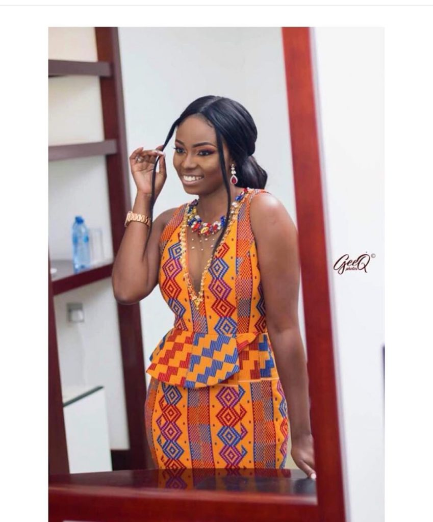 THE BEST AND STYLISH KENTE STYLES IN 2019 16