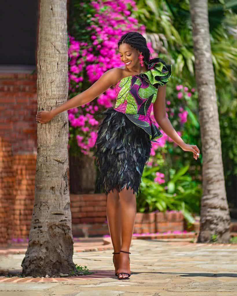 African ankara dress styles