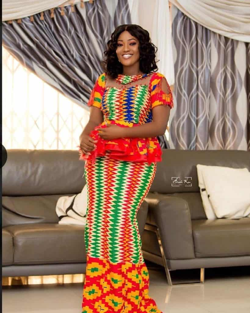 THE BEST AND STYLISH KENTE STYLES IN 2019 18