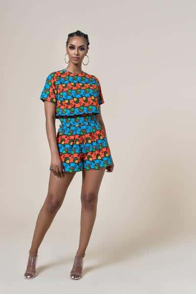 45+ LATEST AFRICAN ANKARA FASHION  STYLES [2019] 4