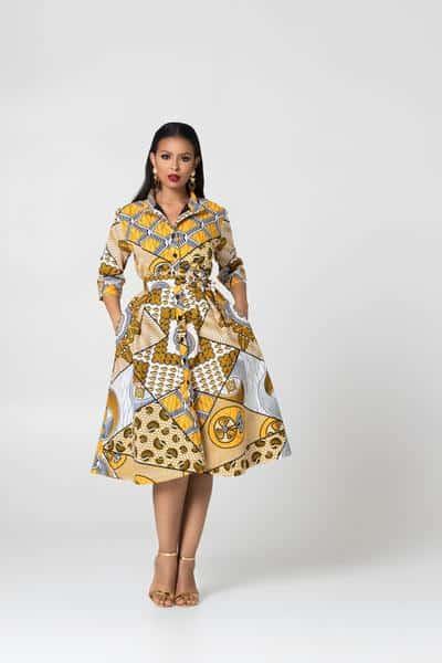 45+ LATEST AFRICAN ANKARA FASHION  STYLES [2019] 8