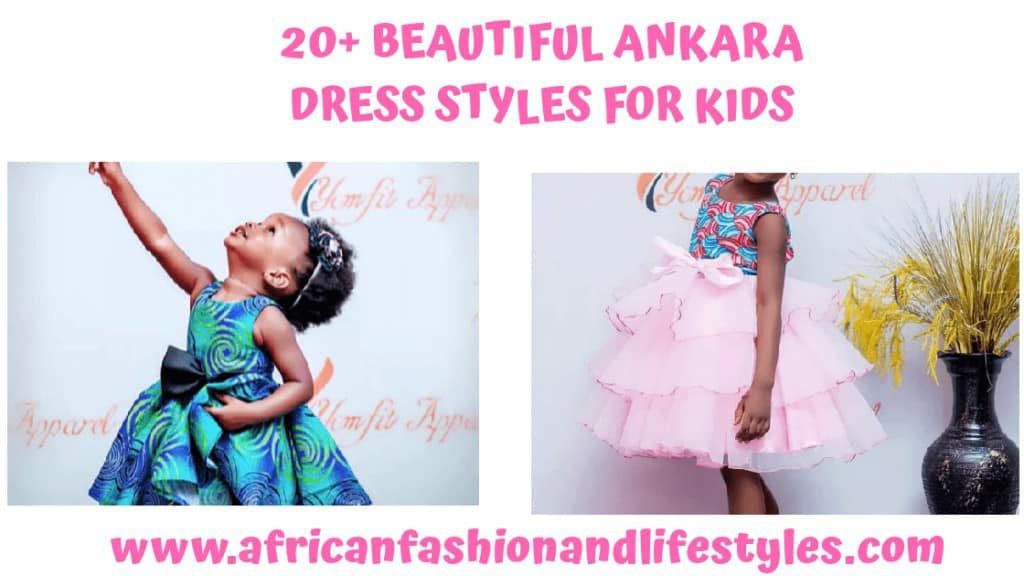 BEAUTIFUL ANKARA STYLES FOR KIDS 2020