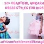 Beautiful Ankara Styles For Children 2020