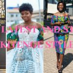BEST AND STYLISH KITENGE STYLES 2019