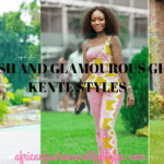 STYLISH AND GLAMOUROUS GHANA KENTE STYLES IN 2019