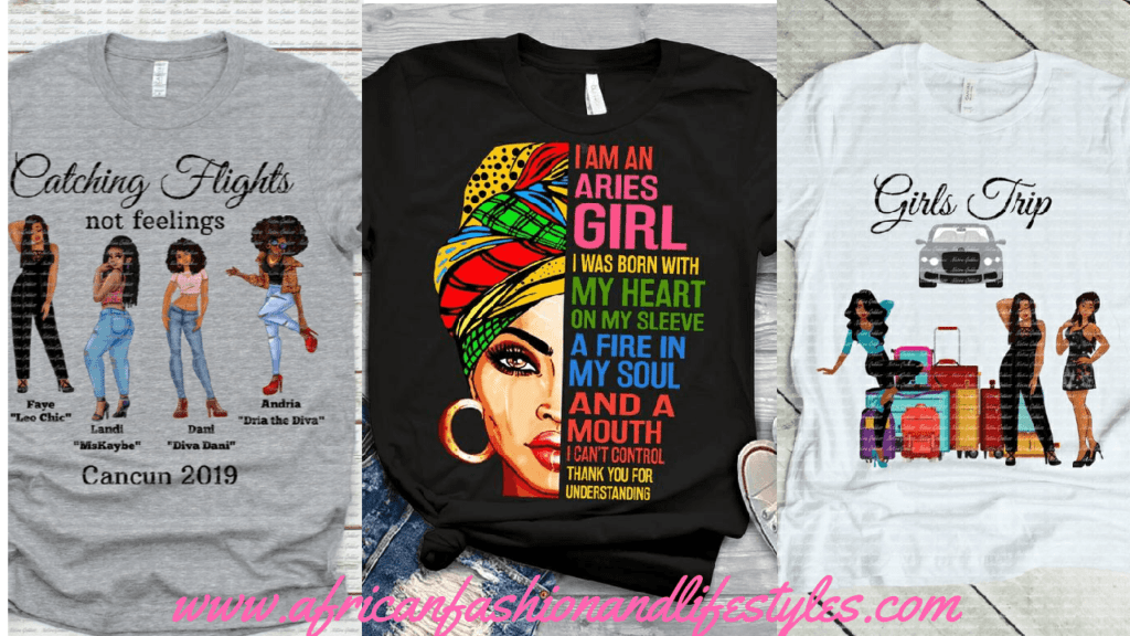 15 BEAUTIFUL BLACK WOMEN QUOTES T-SHIRTS