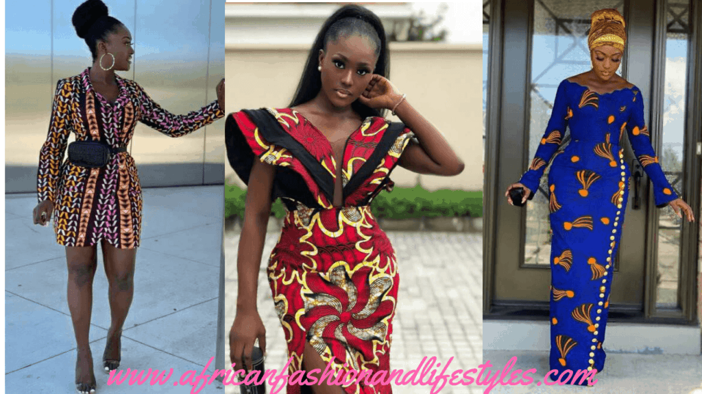 20 TIMES LINDA OSIFO WORE AMAZING  AFRICAN PRINT DRESS STYLES IN 2019 3