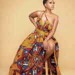 20+ African Print Dresses And Skirts