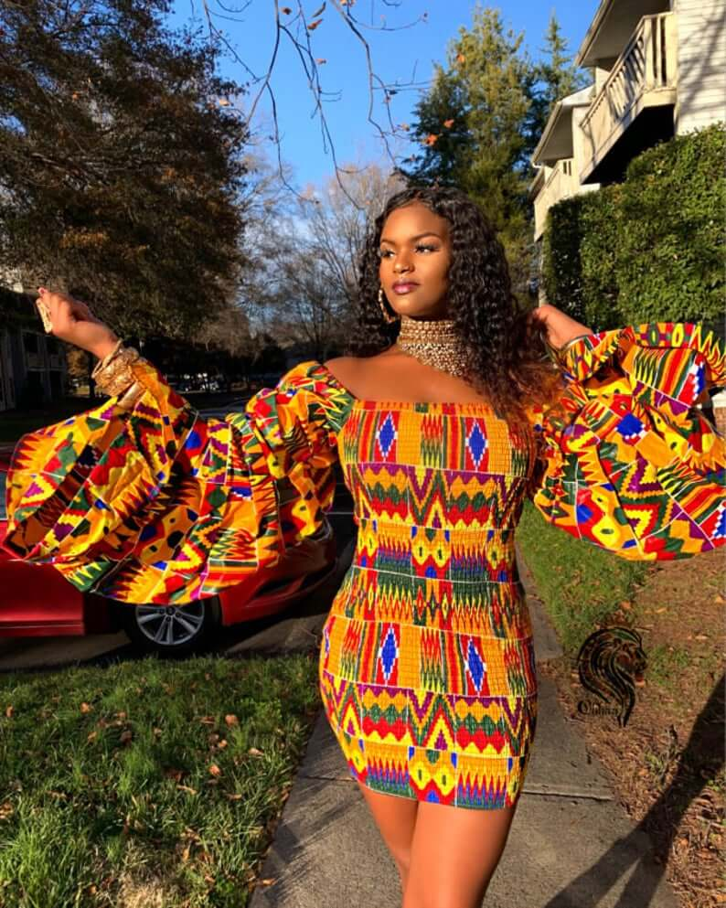 African dresses design pictures