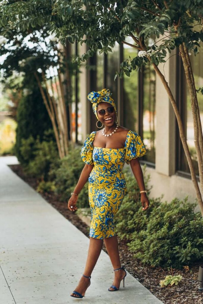 Women african clothing