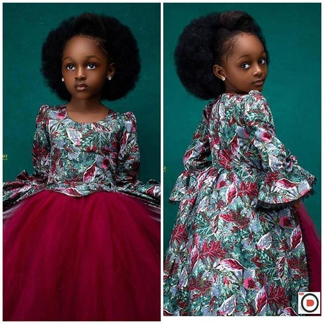Ankara style for children