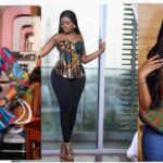Ankara Tops: 20+ Trending Ankara Top Styles For Ladies